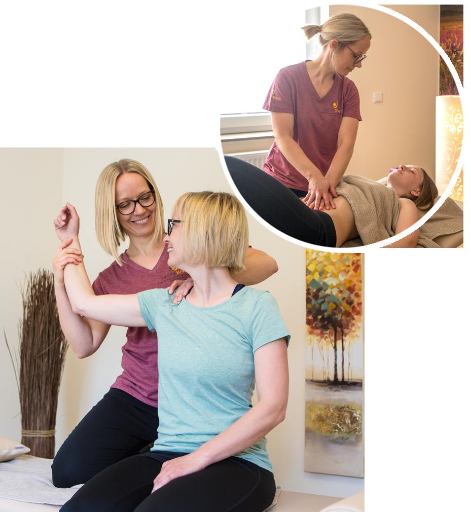 Osteopathie Angebot